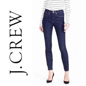 4211 ✴️ J CREW TOOTHPICK Skinny Jeans